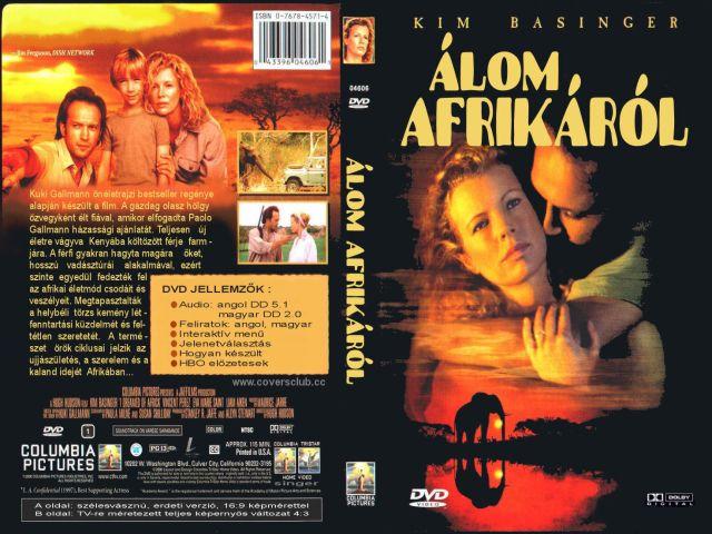 Álom Afrikáról  (I Dreamed of Africa) 2000