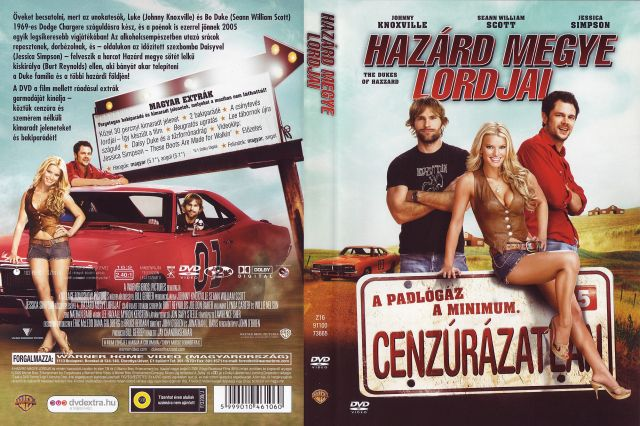 Hazárd megye lordjai (The Dukes of Hazzard)  2005