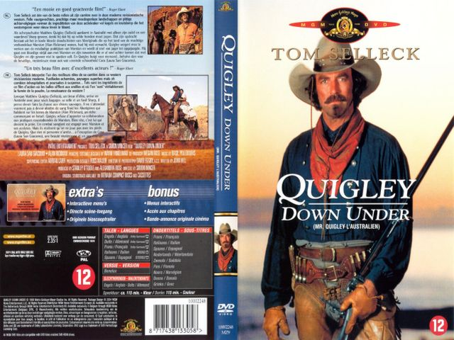 A Winchester mestere (Quigley Down Under) 1990