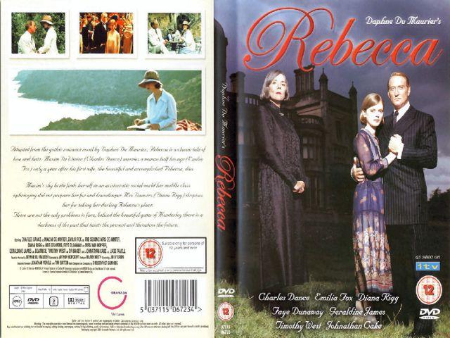 Rebecca: A Manderley-ház asszonya