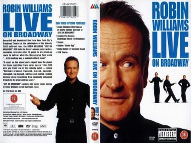 Robin Williams: Live on Broadway - Fórum