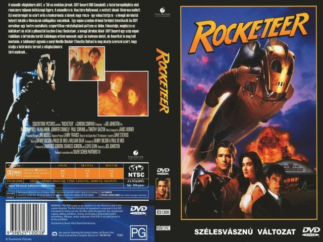 Rocketeer  (The Rocketeer) 1991