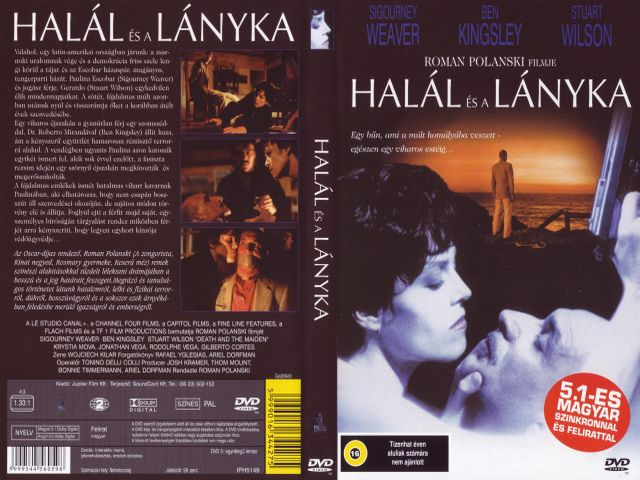 A halál és a lányka  (Death and the Maiden) 1994